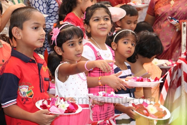 Nativity Feast Celebrated At St. Mary's Catholic Church Al Ain