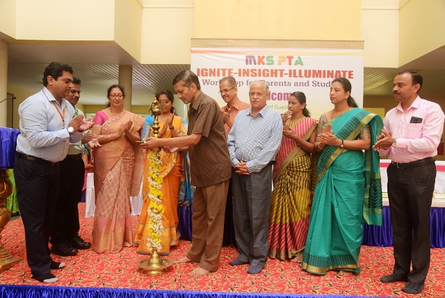 MKS-PTA workshop inaugurated by Shri T Ashok Pai, 28th October
