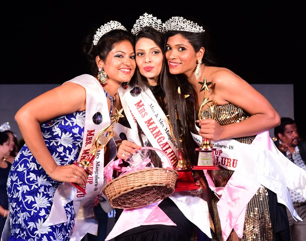 'EnviGreen Miss and Mrs Mangaluru 2018' Charity Pageant