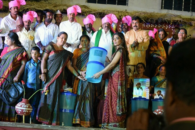 Namma Mitra Foundation Distributes 224 Water Filters to Anganwadis