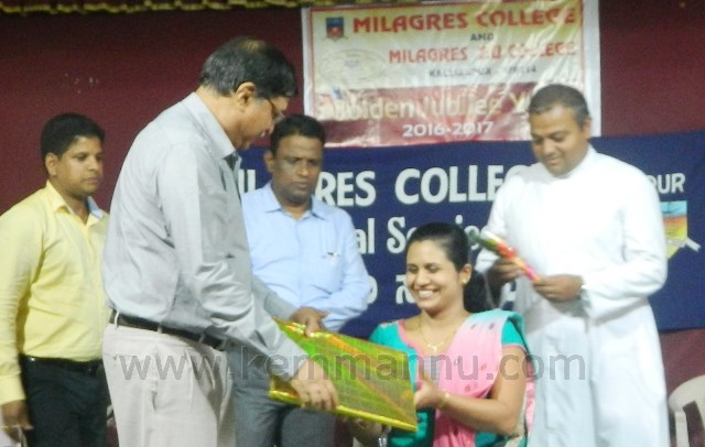 Kallianpur: NSS programme of Milagres College, Inaugurated.