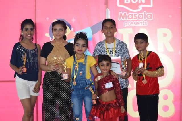 BON Star Kid 2018 from Moms of Mangalore