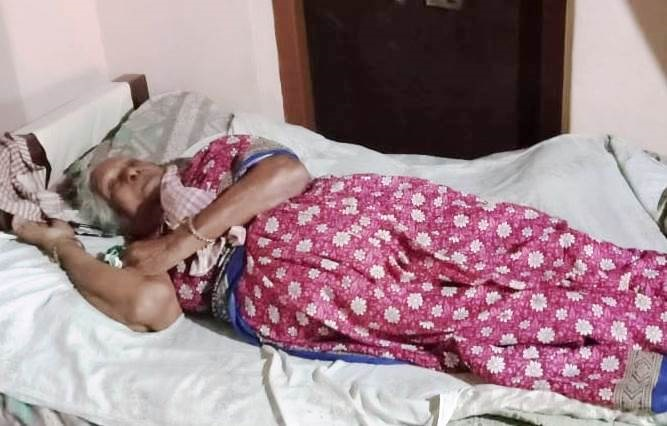 Udupi: Elderly mother seeks help after children deceive her of property