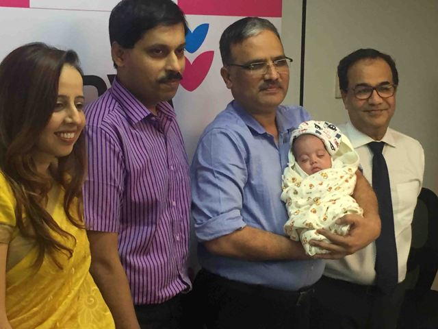 After enduring the fight of his life, miracle baby NIRVAAN is finally going home
