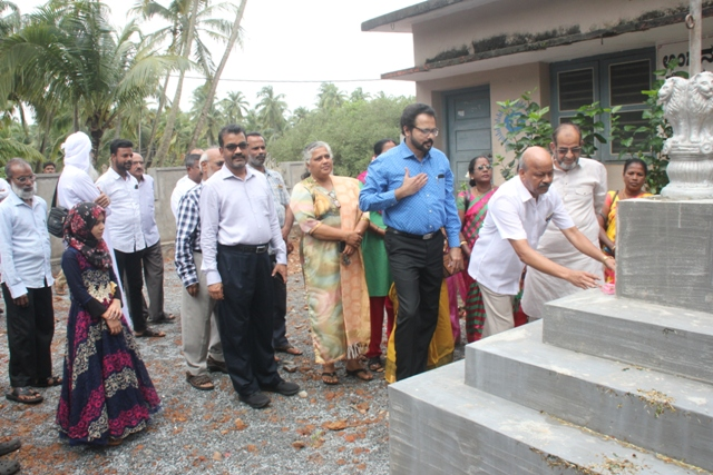 Non Governmental Initative 'Nirmal Thonse' Inaugurated.