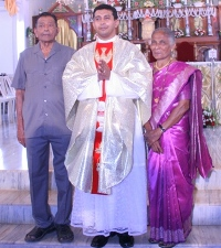 Ordination of Fr. Ronson D'souza