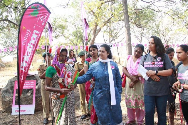 Cancer Shero Heritage Walk at Lal Bagh Garden