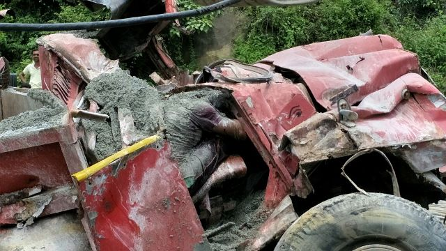 Two persons died in tragic incident in quarry near Hebri