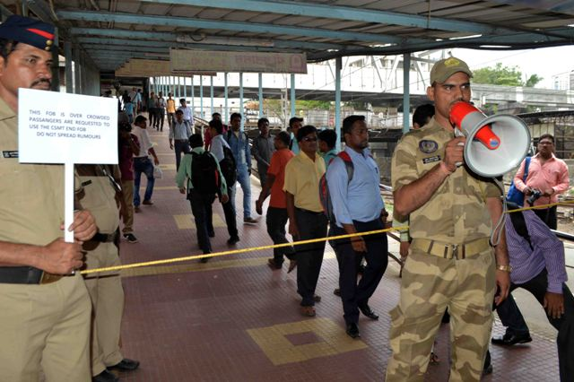 Western Railway to conduct mock drills at Elphinstone Road, Andheri, Jogeshwari and Kandivli