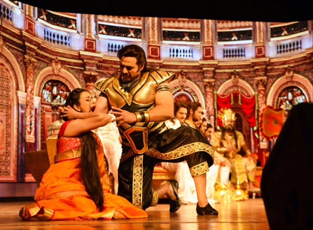 Mahabharat – The Epic Tale Receives an overwhelming Response in Mumbai