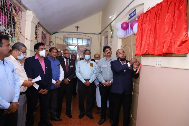 Udupi: KALLIANPUR ROTARY DIALYSIS CENTRE inaugurated at Goretti Hospital.