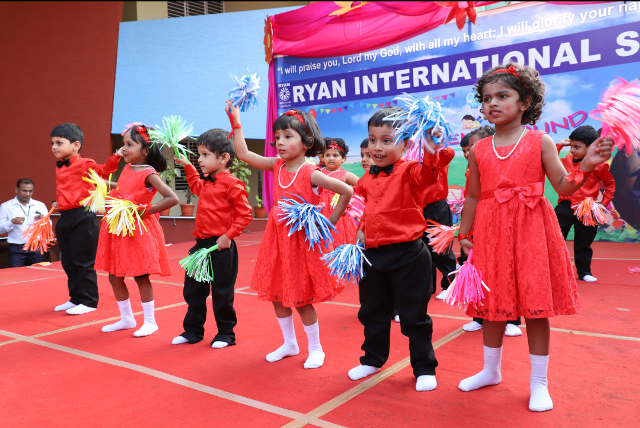 Ryan International School, Mangalore celebrates the Graduation Day