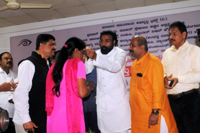 Udupi: Committee formed for free eye checkups and treatment camps in all the districts - Sriramulu.