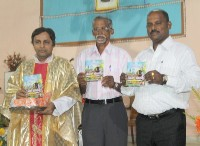 Konkani Mega Play Book & DVD released on Don Bosco at Taccode