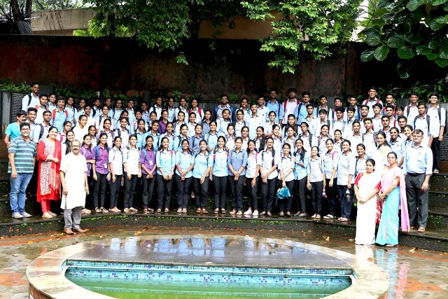 105 STUDENTS OF ST. ALOYSIUS COLLEGE PAY EDUCATIONAL VISIT TO KALAANGANN