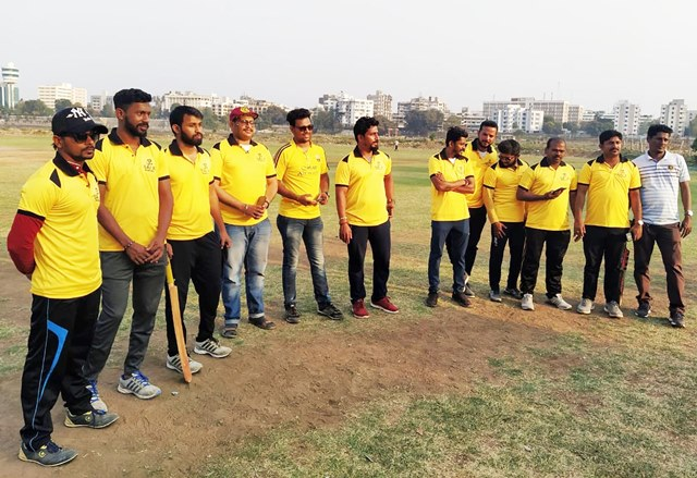 Bardoda Team wins Surat Cricket Trophy