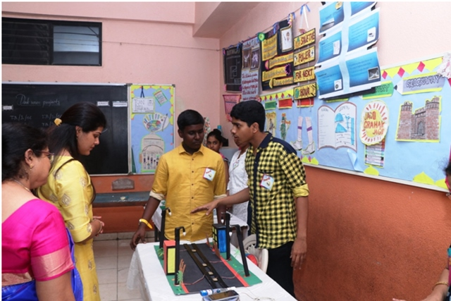 St. Xavier's High School Andheri hosts