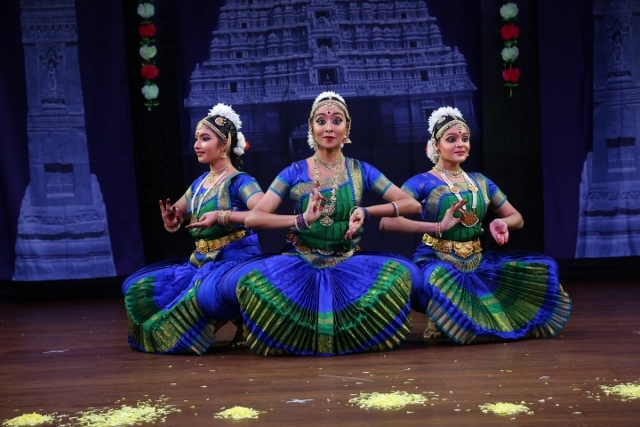 SANKEERNA'S 8TH ANNIVERSARY A COLOURFUL FEAST OF DANCE IN DUBAI