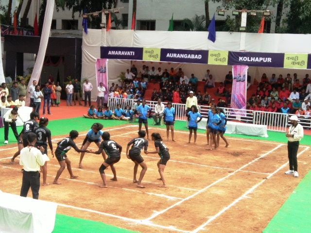 Mumbai:  state level kabaddi tournament 2019-2020