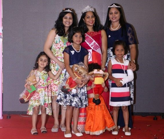 Dr Shilpa Dheeraj crowned 'Chevrolet Super Mom 2017' on Mother's day
