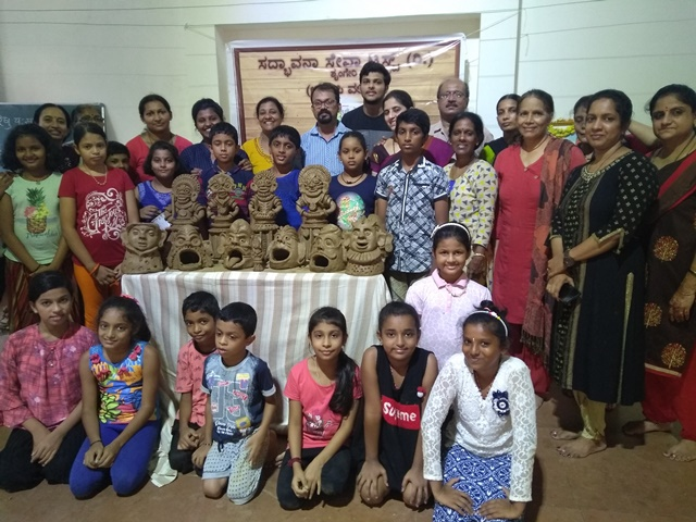 CLAY WORKSHOP BY VENKI PALIMARU