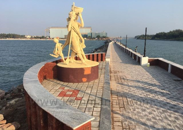 Malpe: First Sea Walkway in the state is ready for inauguration