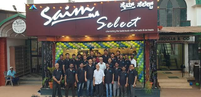 SAIM Group Inaugurates 'Saim Select' at Manipal