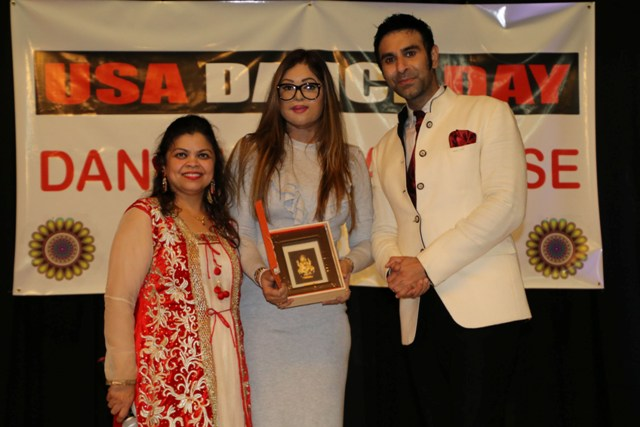 Varsha Naik launches 'USA Dance Day' along with Sandip Soparrkar
