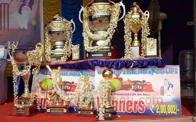 Kemmannu-Nejar:  winners to grab Rs 2 Lakh @ united trophy 2006 - spot pictures.