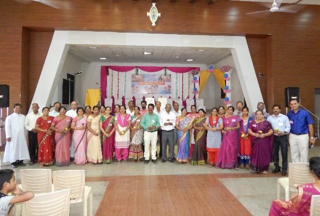 Udupi Diocesan Family Day Celebrated at Kallianpur
