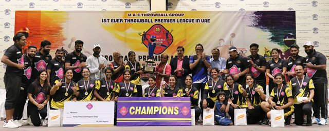 Payyar Punters in Men's Team and Bright Winders in Ladies Team emerge as Champions in the first ever TPL 2020 Tournament