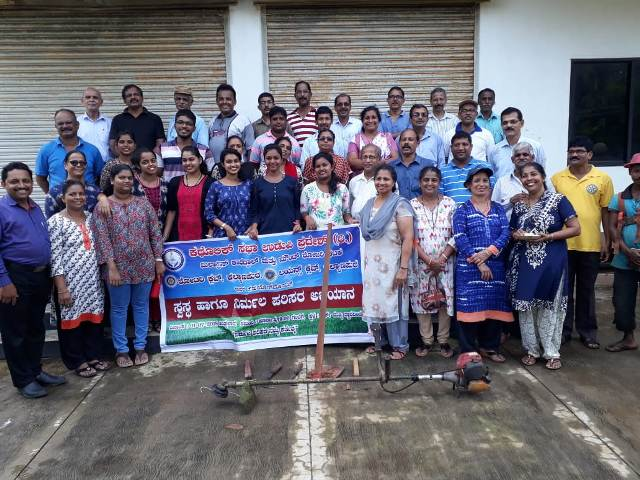 Catholic Sabha of Udupi diocese organises 'clean environment drive'