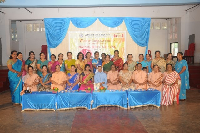 Women's Empowerment - The need of the hour, event held at Mount Rosary, Kallianpur