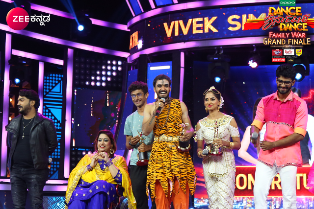 Naagini team wins Dance Karnataka Dance – Family War!
