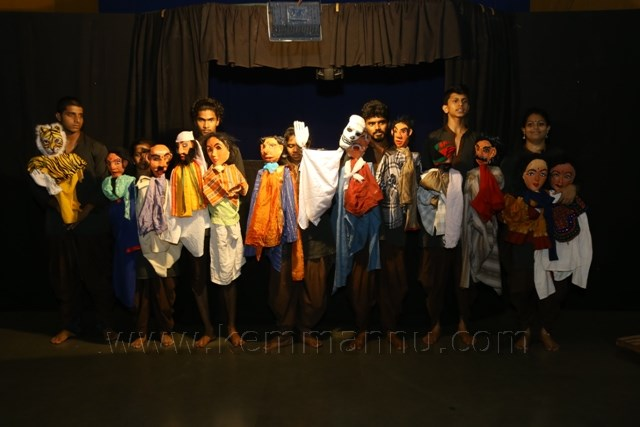 Mangalore: WORLD THEATRE DAY CELEBRATED BY KALAKUL