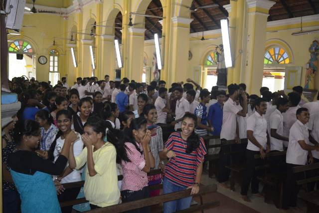 ICYM Madanthyar unit holds Youth Retreat