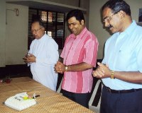 Birthday Celebrations of Fr. Anil