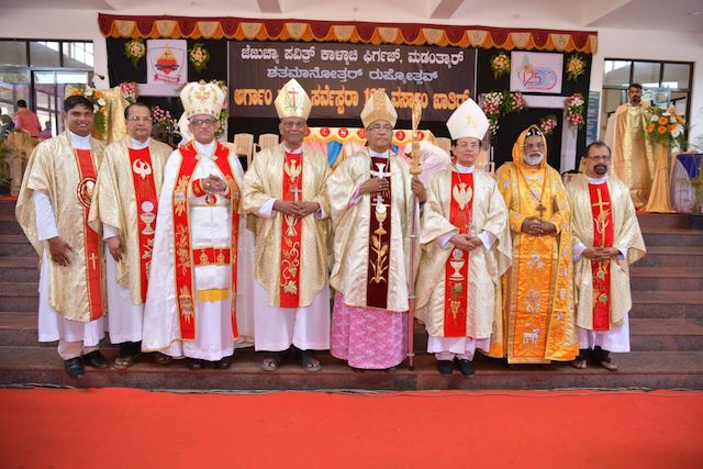 Post Centenary Silver Jubilee Celebration of Sacred Heart Church Madanthyar held on May 2nd 2018