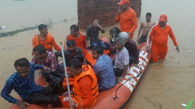 Mumbai rains: Army arrives at Nallasopara with supplies, set to join relief operations
