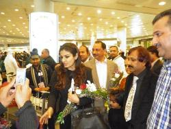 Artists Arrival - Indian Cultural Society, Kuwait - Suhaani Shaam