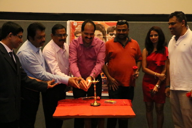 'ZANVOY NO.1'  PREMIER RELEASE A GRAND SUCCESS IN DUBAI