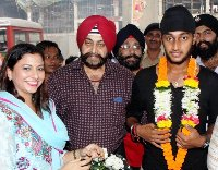 Son of Sardar to be future's King of Cricket