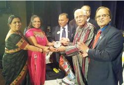 Lions Clubs from Maharashtra recently had a finale of month long service week at Ishkon Temple Juhu