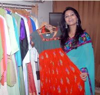 Urvee Adhikaari is all set to inaugurate the exhibition 'CANVAS – SUMMER SHOPPING BAZAAR'