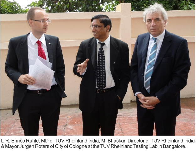 Business Delegation of City of Cologne visits Bangalore