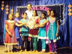 Carmel English Medium School Kids mesmerize audience by their performance on their Annual Day Celebration.