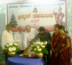 Inter Religious Christmas meet held at Kundapur: