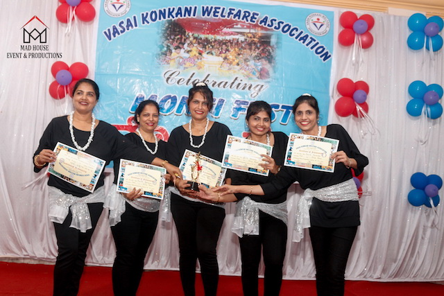 Vasai Konkani Welfare Association Monti Feast Celebration