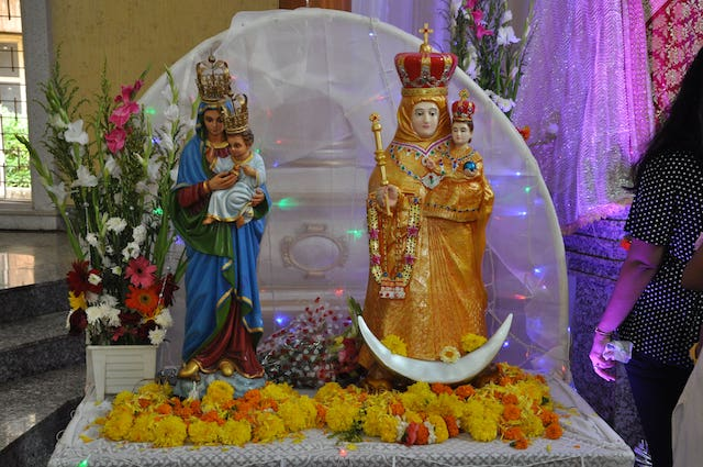 Konkani Catholic Welfare Association, Bhayandar, celebrated Monti Fest