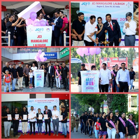 JCI Mangalore - Lalbagh Chapter celebrates Jaycee Week